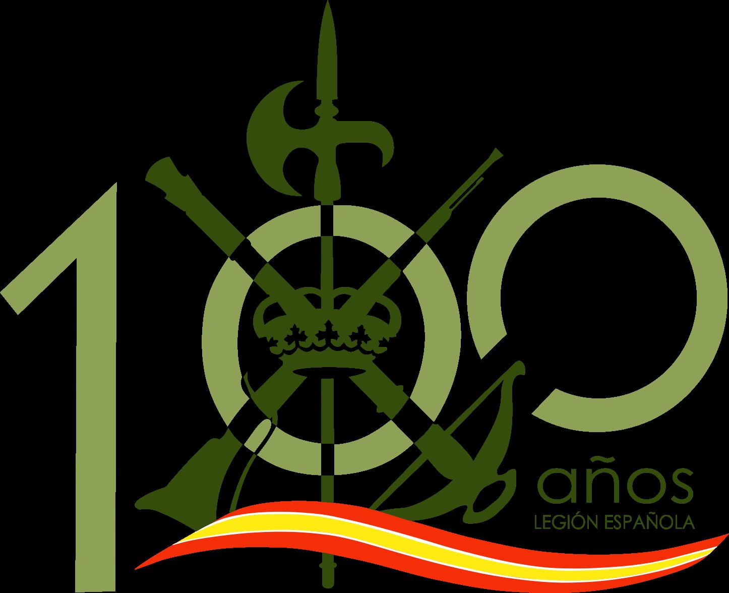 Logo centenario